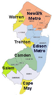 New Jersey Regions