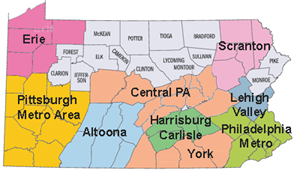 The Big List of Nursing Homes in Central Pennsylvania